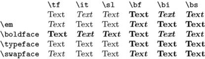 Font Switching - ConTeXt wiki